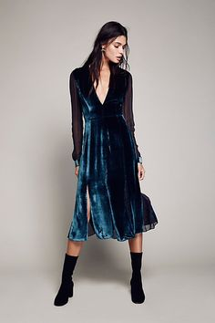 Shop our Amelina Velvet Dress at FreePeople.com. Share style pics with FP Me, and read & post reviews. Free shipping worldwide - see site for details.