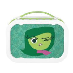 Disgust Yubo Lunch Box | Disney Pixar Inside Out Movie