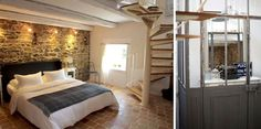 Schickes, kleines Ferienhaus mit Garten in der Bretagne