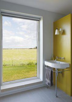 Blur the lines between outdoors & indoors -Beautiful!