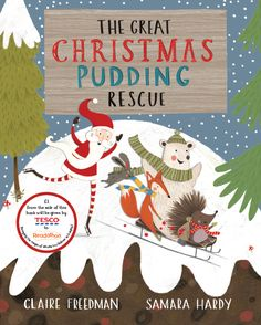 "Tesco and Pan Macmillan have partnered to raise money in support of national reading charity Readathon, working to provide books for sick children in the UK's 30 largest children's hospitals. Pan Macmillan worked with Tesco to exclusively publish the new ""special festive"" paperback, The Great Christmas Pudding Rescue by picturebook author Claire Freedman, to raise funds and offer ""a wonderful story about hoping and caring, loving and sharing at Christmas""."