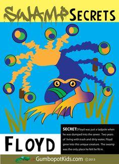 Swamp Secrets -