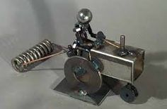 nut and bolt motorcycle art - Google Search