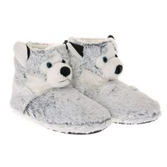 Huskey Boot Slippers