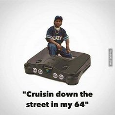 Nintendo With Attitude - 9GAG