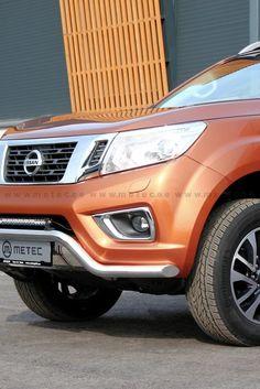 Metec CityGuard til Nissan Navara FrontGuard. Nissan Navara, Vans, Bmw, Vehicles, Projects, Van, Rolling Stock, Vehicle