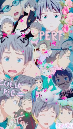 This is also a remake of a collage I saw and made it so It can fit on an iPhone (made by Vanessa Castillo) Anime Collage, Free Eternal Summer, Otaku, Free Iwatobi Swim Club, Manga Anime, Anime Boys, Free Anime, Itachi Uchiha, He's Beautiful