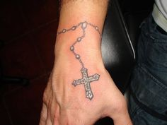 Rosary Tattoos On Forearm - Yahoo Image Search Results