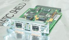 CISCO-VWIC2-2MFT-T1-MultiFlex-Voice-WAN-Interface-Card