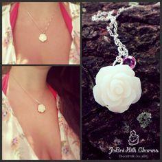 Breastmilk Rose, Breastmilk Jewelry