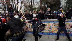 Cancelan a última hora las jornadas de la derecha populista en Berkeley
