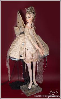 Немного красоты и сказки. Куклы Алисы Филипповой . / Авторская кукла известных дизайнеров / Бэйбики. Куклы фото. Одежда для кукол
