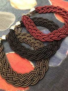 3e4d9ccb083c Multicolor necklaces Fahoma collares basicos para combinar con todas tus  blusas