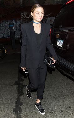 """Olivia Palermo Just Wore the Accessory Trend People Called """"Dead"""" via @WhoWhatWearUK"""