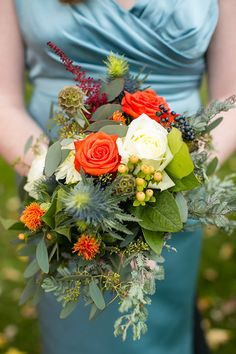 Flowers by Bloom by Doyle's. Photo from Dylan & Rachel collection by Liz Cook Photo