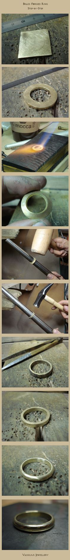 How to make a wedding ring... by ~Vassilius on deviantART