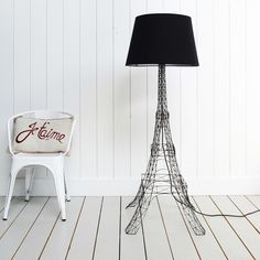 Eiffel Tower Lamp Graham and Green