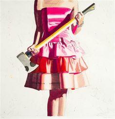 Birthday Girl by Kelly Reemtsen