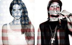 Lana Del Rey & ASAP Rocky