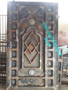House Main Gates Design, Iron Gate Design, Window Grill Design, Art Deco Buildings, Door Gate, Security Door, Iron Gates, Iron Decor, Welding
