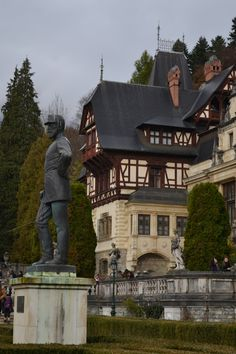Romanian Castles, Tudor Architecture, Old Grist Mill, Peles Castle, Vlad The Impaler, Visit Romania, Old Barns, Palaces, Places To See