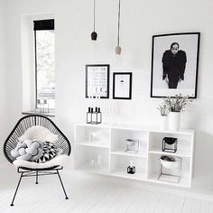 Black and White (Home & Interiors)