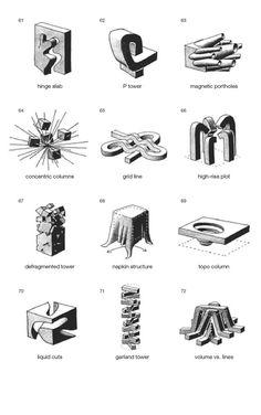 Siteless: 1001 Building Forms François Blanciak | Architecture ...