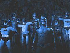 TV & Movie Batmen