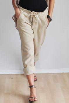 Elroy Apparel - Aloe Pants Ramie - pants & shorts