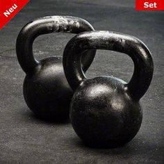 #Fitness #Functional Training #Kettlebell  Functional Training mit den Kettlebells von Sport-Thieme. Macht Euer Training noch intensiver! Jetzt erhältlich im Online-Shop von Sport-Thieme.