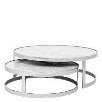 FLETCHER COFFEE TABLE SET OF 2