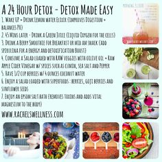 Detox + Cleanse + Reboot (all whole foods - no quick fixes). Last chance to get in on the early bird special and get a FREE bottle of lemon doTERRA oil (valued at $14) plus for only 67 you get access to me in a closed and private forum for 90 days. If you have : *digestion issues (constipation, IBS) * if you are stressed and need support * if you need to lose weight Click here (early bird special ends in 72 hours) - http://eepurl.com/39FOP
