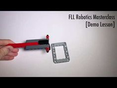 "FLL Masterclass Sample Lesson - How To Build ""One-Way Door"" - YouTube"