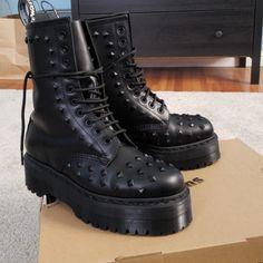 f7cff804a35 Dr. Martens Shoes -  NEW  Limited Edition Dr.Martens Studded JADON