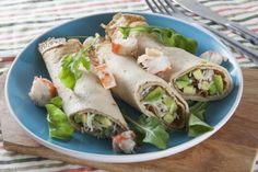 Рисовые блины с крабовой начинкой | ВкусВилл