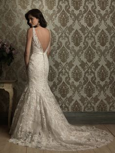 fishtail wedding dresses - Google Search