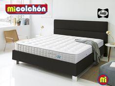 Colchón MISSOURI de Sealy.  Es un colchón con núcleo de HR supersoft y capas de confort con material viscoelástico y algodón. A pesar de su base firme, es un colchón muy cómodo y de gran calidad.