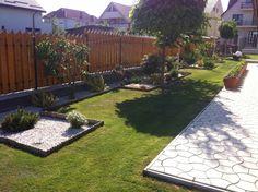 Coralya ~ Iasi private graden Private Garden, Sidewalk, Gardens, Side Walkway, Outdoor Gardens, Walkway, Walkways, Garden, House Gardens