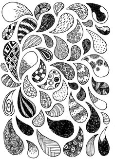Thought I would just upload some more doodles from my sketch today. Might use these doodles in some new work very soon. Easy Doodle Art, Doodle Art Drawing, Zentangle Drawings, Mandala Drawing, Cool Art Drawings, Art Drawings Sketches, Mandala Doodle, Doodles Zentangles, Zen Doodle Patterns