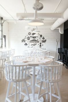 Calgary's best new restaurants in Cucina, Downtownfood, Market, Bistro Rouge and Briggs. Calgary Restaurants, Great Restaurants, Fairs And Festivals, Places To Eat, Awards, Canada, Dining, Home Decor, Travel