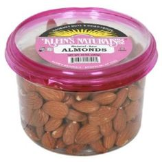 I'm learning all about Klein's Naturals Almonds Raw at @Influenster!