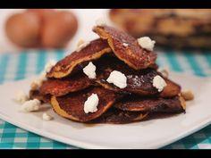 Ingredientes 4 tazas de harina de trigo con leudante 3 cucharadas de mantequilla a temperatura ambiente 1 cucharada de azúcar 1 cucharadita de sal 1 ½ taza de agua tibia Sin Gluten, Pancakes, French Toast, Breakfast, Food, Fitness, Youtube, Gastronomia, Buttermilk Pancakes
