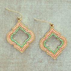 Jaipur Palace Earrings