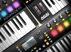 AKAi Advance Keyboards Explained TUTORiAL, Tutorial, Keyboards, Explained, Akai, Advance, Magesy.be
