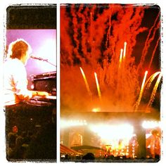 Enjoyed some beautiful music last night. Seeing Paul McCartney now checked off of my bucket list. #amazing #beautiful #concerts #beatles #paulmccartney #liveandletdie #heyjude #letitbe #summer #fun