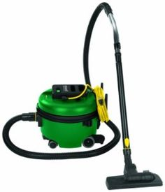 BISSELL BigGreen Commercial Bagged Canister Vacuum, 7.3L Bag Capacity, Green #VacuumCleaner #CommercialVacuumCleaner