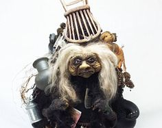 Laberinto de Froud Goblin Art muñeca