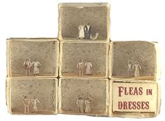 For two centuries, the art of dressing fleas in tiny costumes flourished in Guanajuato, Mexico. Once wildly popular, a rare example of this long-vanished craft can be seen at Ye Olde Curiosity Shop on Seattle's historic waterfront.