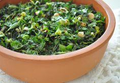 Zahter (Dağ Kekiği) Salatası