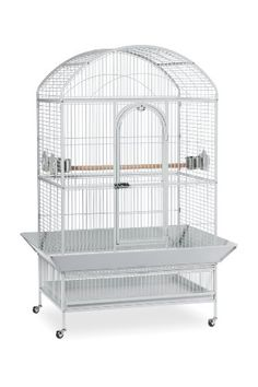 Prevue Hendryx Large Dome Top Bird Cage